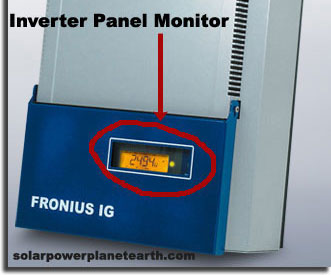 Monitoring Systems for Solar Power Systems