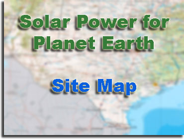 solar website map
